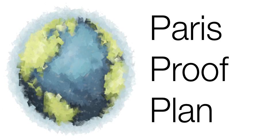 Paris Proof Plan Books